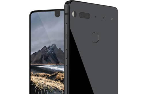 Essential Phone 手触り
