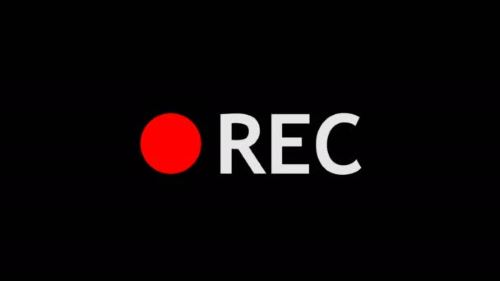 Android  録画 REC