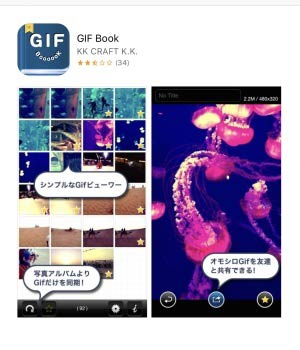 iPhone GIF Book